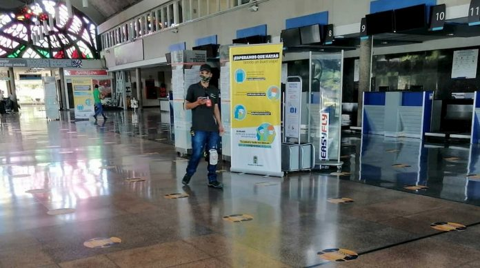 Aeropuertos de Medellín y Rionegro iniciarán plan piloto de reapertura el primero de julio