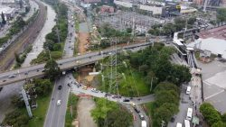 Cierre total del enlace de acceso del Puente Simón Bolívar a la Regional en Envigado