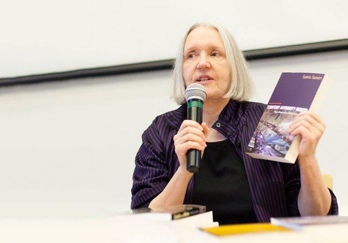 """""""La cuestión aquí no es el virus. La cuestión aquí somos nosotros"""", dice la autora. Foto Strelka institute."""