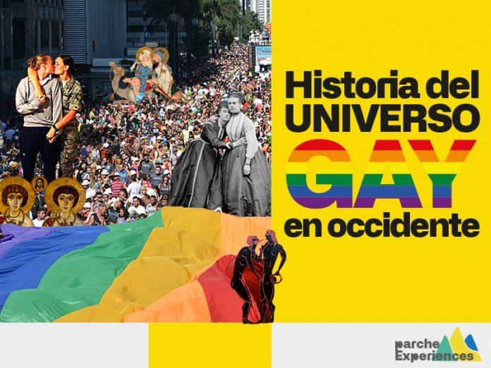 Historia del Universo Gay
