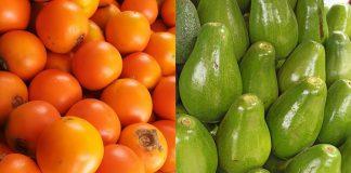 La esquina de las frutas