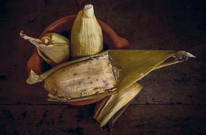 Envueltos de las cocinas tradicionales de Colombia