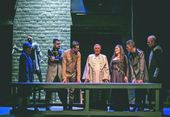 Macbeth Pequeño Teatro