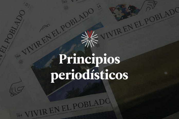 Principios periodísticos Vivir en El Poblado no enmascara publicidad como noticia