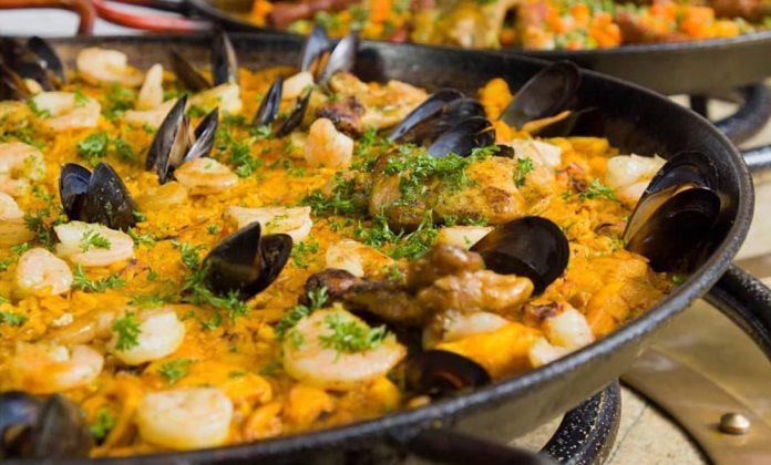 San Miguel Paellas - Restaurante español de Paellas - Domicilios