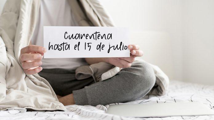 Extensión cuarentena en colombia
