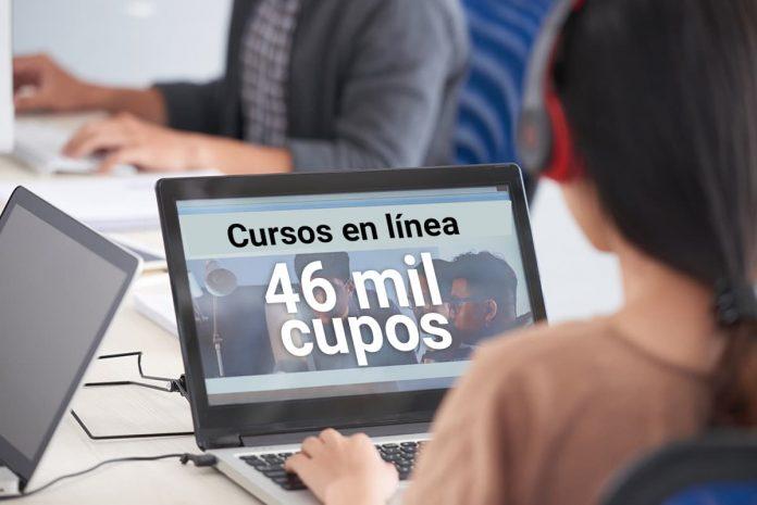 Todavía hay 46 mil cupos disponibles de Cursos en línea de los 50 mil de la alianza de la Alcaldía de Medellín-Coursera
