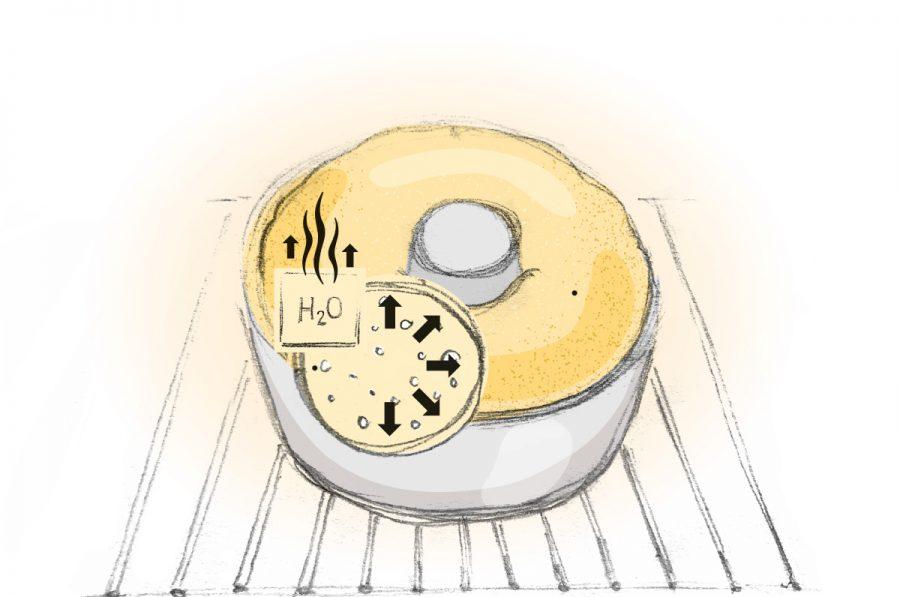 ¿Qué pasa en el horno?
