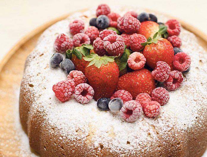 la torta perfecta