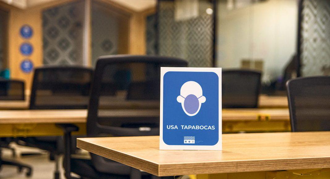 NOI, un coworking que piensa en la seguridad de sus usuarios