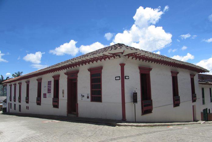 El museo regresa con tres exposiciones muestra de su patrimonio artístico y una cuarta exposición, resultado de la convocatoria para artistas jericoanos. Foto cortesía Museo Maja.