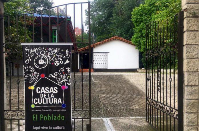 Casa de la cultura El Poblado