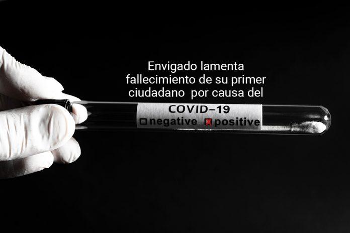 Envigado lamenta fallecimiento de su primer ciudadano por causa del COVID -19