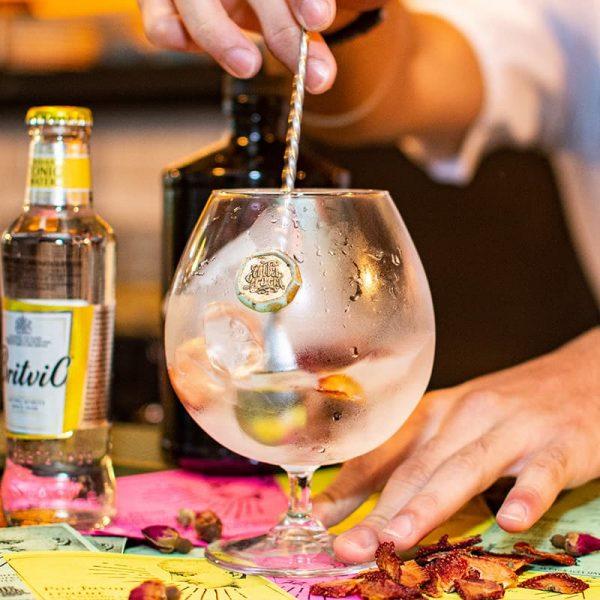 Cóctel Gin & tonic