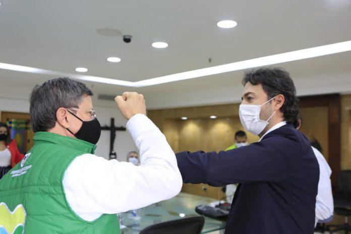 Gobernador Encargado de Antioquia y Alcalde de Medellín