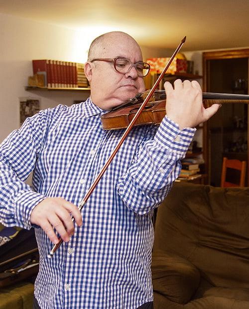 Gonzalo Ospina youtuber Orquesta Filarmónica de Medellín