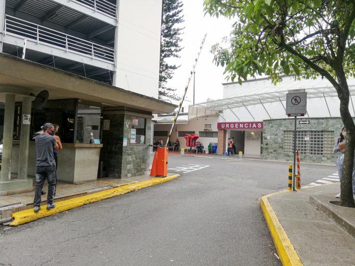 Hospital Manuel Uribe Ángel
