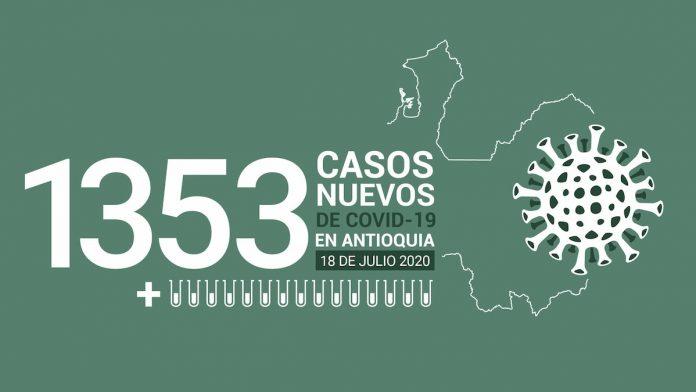 Colombia rebasa los 200.000 contagios de la Covid-19