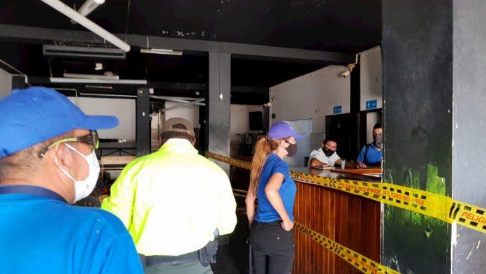 Un capturado y 6 hoteles sellados en Rionegro tras operativo