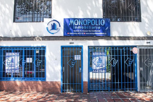 En el Parque Lleras y en Provenza Más de 70 locales han cerrado sus puertas