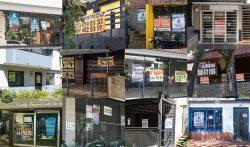 Más de 70 locales han cerrado sus puertas en el Parque Lleras y en Provenza.