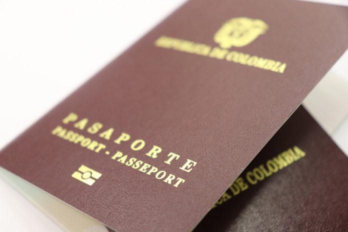 Pasaportes se acoge a la medida impuesta por el gobierno nacional frente al confinamiento por causa del Covid-19