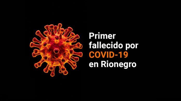 Primer fallecido por COVID-19 en Rionegro
