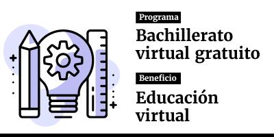 Subsidios Bachillerato virtual