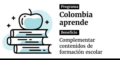 Subsidios Colombia aprende