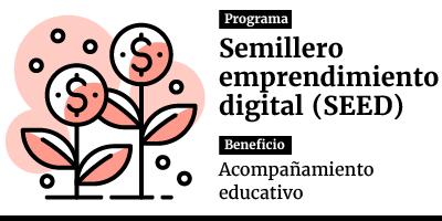 Subsidios Semillero emprendimiento digital