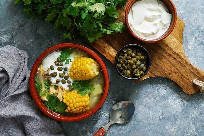Colombia gastronomía