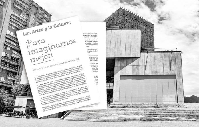 Entidades culturales Antioquia manifiesto