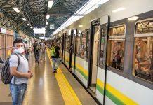Horarios del Metro de Medellín en el toque de queda del fin de semana del viernes 16 al domingo 18 de abril