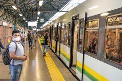 Metro de medellin cuarentena