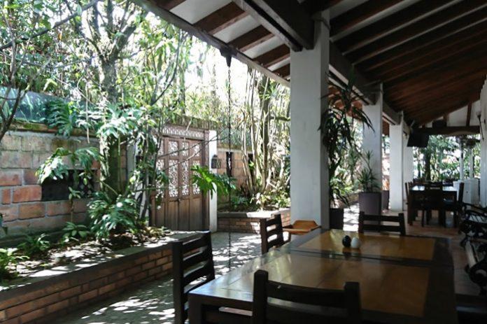 Restaurante Mundos en Llanogrande!