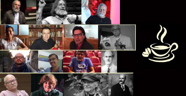 Un café con los artistas Canal YouTube Pequeño Teatro