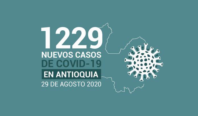 2020-08-29 - Reporte COVID Antioquia