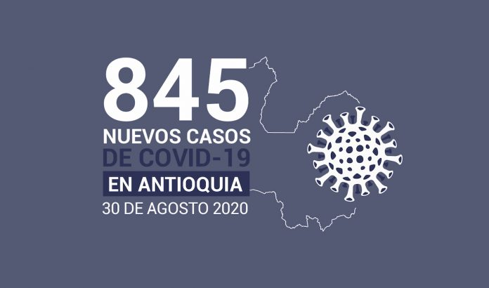 2020-08-30 - Reporte COVID Antioquia