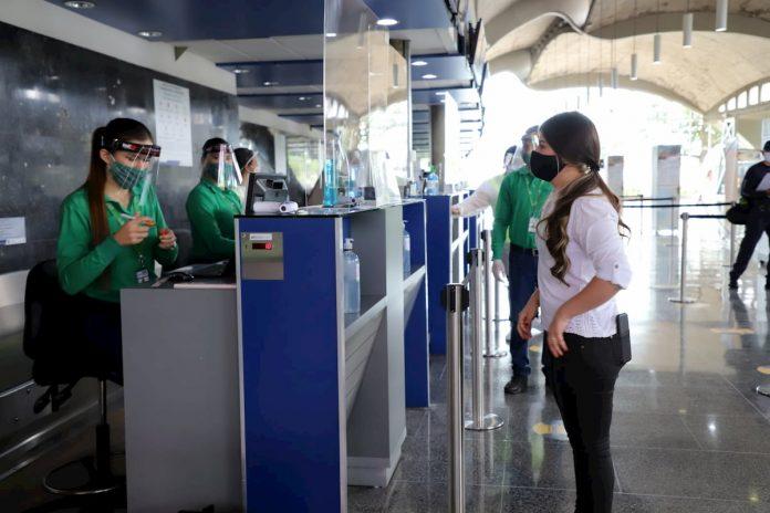 Aeropuerto Olaya Herrera en tiempos de COVID