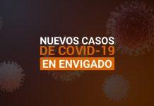 Casos COVID-19 En Envigado el 12 de agosto