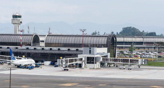 Aeropuerto José María Córdova plan piloto