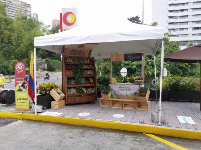 Mercados Campesinos Medellín en Terpel