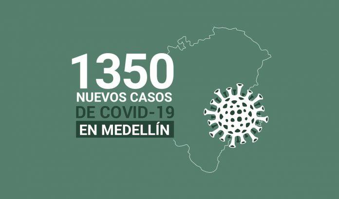 Nuevos casos de covid19 en Medellín el 26 de agosto de 2020