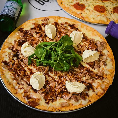 burro pizzeria Medellín Gourmet
