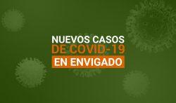 Casos de COVID-19 en Envigado para el 15 de agosto
