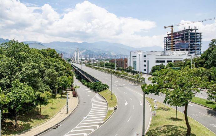 Cuarentena los fines de semana en Medellín