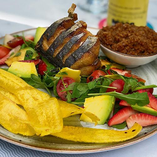 De mar amarte Medellín Gourmet