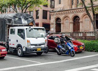 Pico y placa en Medellín para motos y vehículos este lunes 25 de octubre