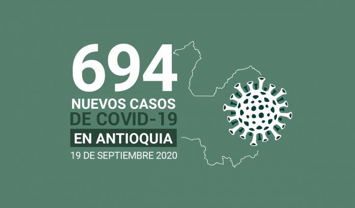 2020-09-19 - Reporte COVID Antioquia