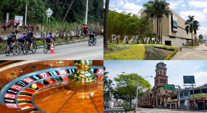 Así va el calendario de reaperturas en Medellín